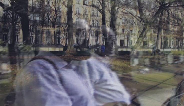 Camille De Saint Jean 'Parc Monceau' #NewMedia