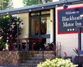 Blackheath Motor Inn, for your short break in Blue Mountains. www.OzeHols.com.au/342 #BlueMountains #BlueMountainsHolidays