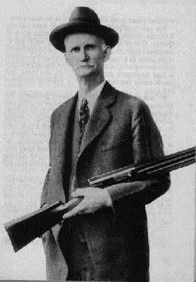 With over 30 million firearms based on his designs, John Moses Browning is one of America's most accomplished weapons inventors. Browning invented and patented the gas-operated return mechanism for rifles, which eliminated the need to load each shot by hand. With his invention, every time a person pulled the trigger a new round could be fired.