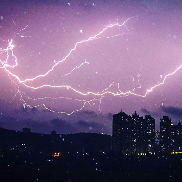 Rains in India                    Prithviraj Singha, Traveller,     Heavy lightning ⚡ showers in #mumbai❤ &  #thane  Part 1   @realtythane #india   #india   #landscape #prithviraj #Singha #Roadtrip #travel #photo #lit #lightning #weather #instacap #love #thunder #thunderstorm  #place #base #rainbow #shower #instadaily #dailyart #paradise #earthday #whatsapp #naturegram