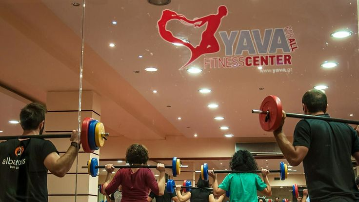 Yava Fitness Gym Volos
