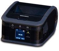 Impressora portátil de etiquetas, rótulos, talões, recibos ou tickets - JAJA Toshiba