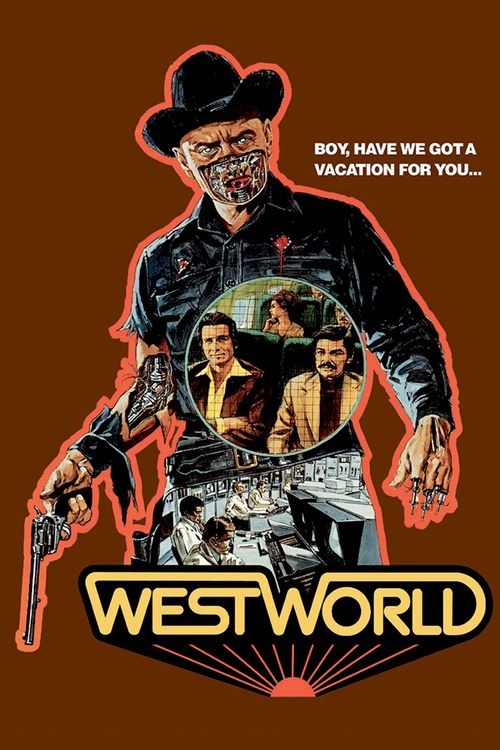 Watch Westworld Full-Movie