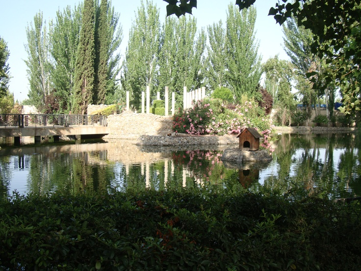 Primavera #Barilla en Italia, porque ahí sus enormes jardines y lagos nos hacen disfrutar más la Primavera