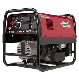 Lincoln Electric 9-Hp 3600-Rpm Stick Welder Generator K2707-2