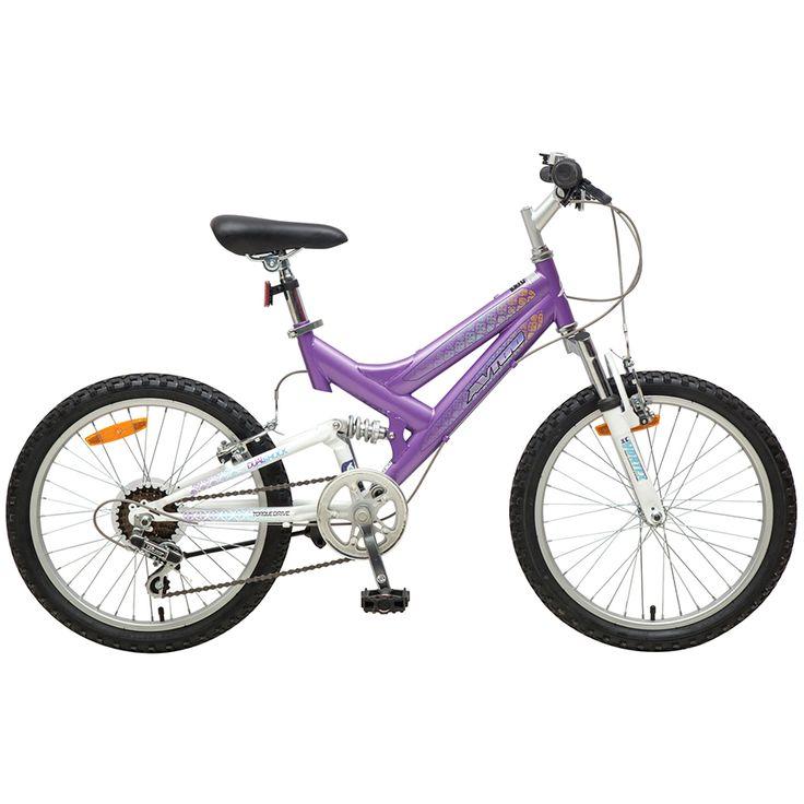 Avigo 50cm Chromium Mountain Bike - Girls | Toys R Us Australia