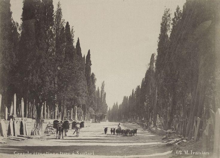Uskudar Cemetery / Uskudar Mezarlığı
