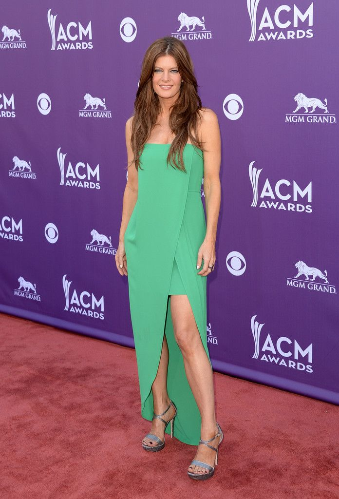 Michelle Stafford - 48th Annual Academy Of Country Music Awards - Arrivals