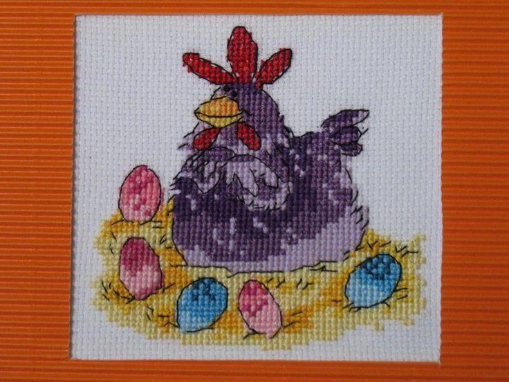 Wielkanoc Easter Oster Karta Z Kopertą Kurczak Rękodzieło Handmade   eBay