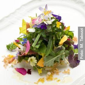 ...una semplice insalata. Chef Stefano Baiocco  http://www.identitagolose.it/sito/it/ricette.php?id_cat=12&id_art=1418