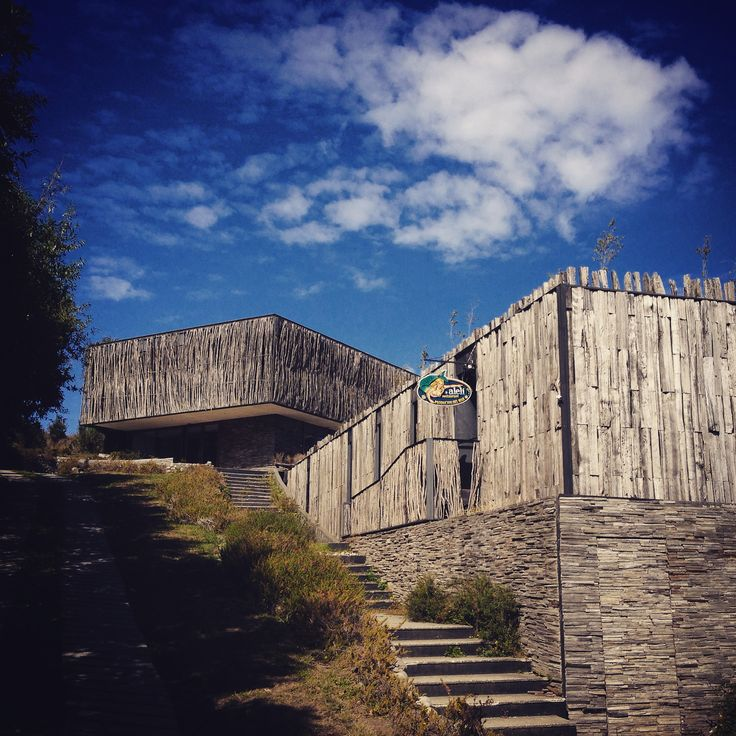 Hotel Arrebol Patagonico , arquitectura en Puerto Varas