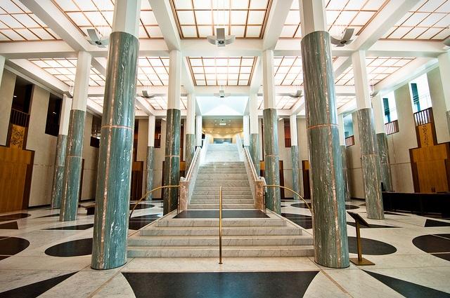 Parliament House - Canberra