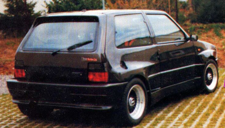 Fiat Uno Turbo.. NICE VERSION!!!
