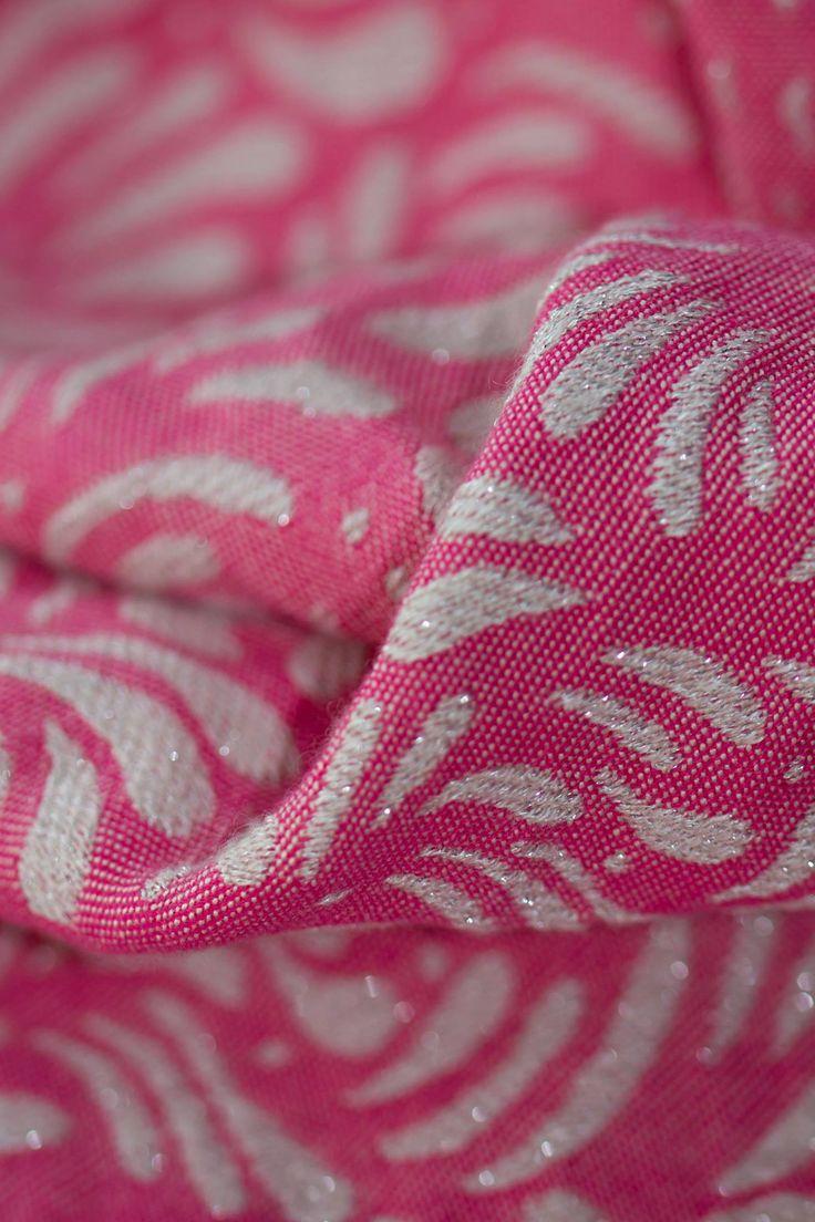 lovaloom Petalon Maharani Wrap (linen, viscose, polyamide, cashmere)