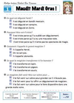 1000 images about ecole lecture on pinterest livres - Fiche de lecture effroyables jardins michel quint ...
