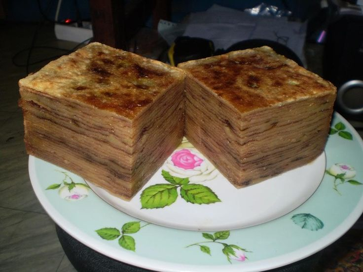 Kue lam makanan khas raja kalimantan selatan neh bro | ...