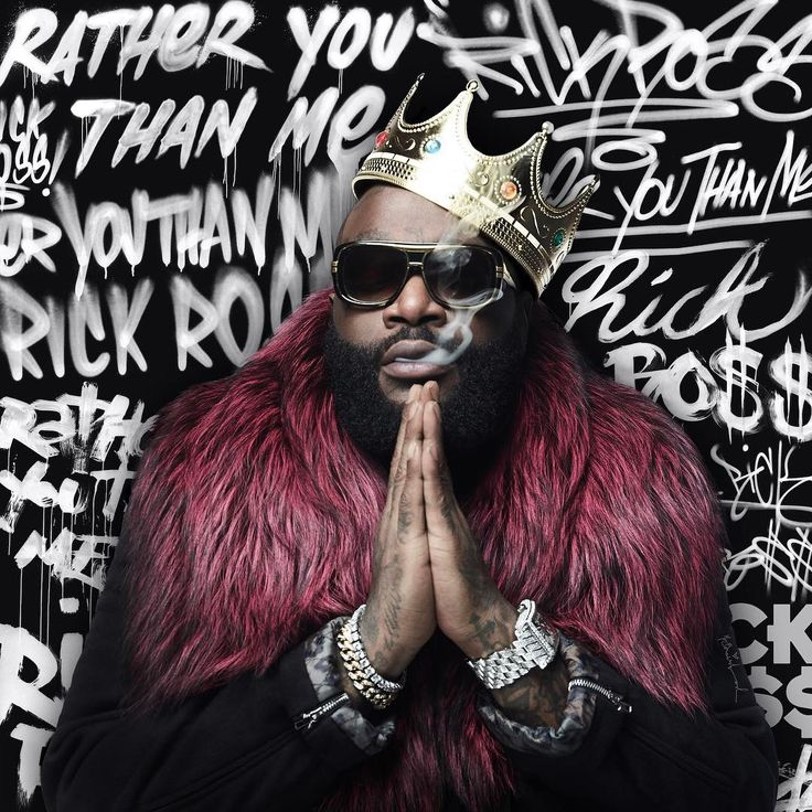 Rick Ross' ninth studio album 'Rather You Than Me' will hit stores on March 17th. Today he decided to reveal the official artwork as he enlist his good friend and legendary homemaker Martha Stewart