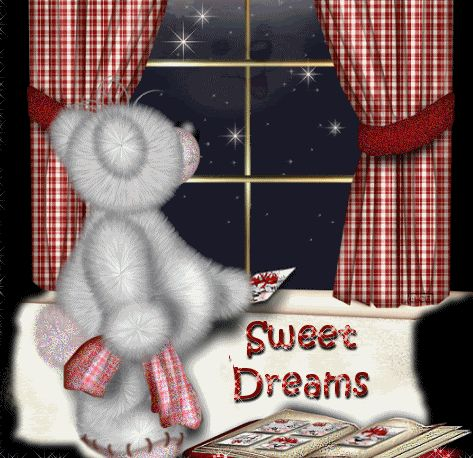 Sweet Dreams night animated graphic good night good evening good night greeting good night quote