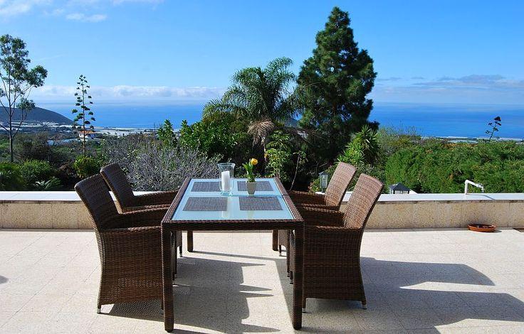Vakantiehuis Laguna, in het westen van La Palma