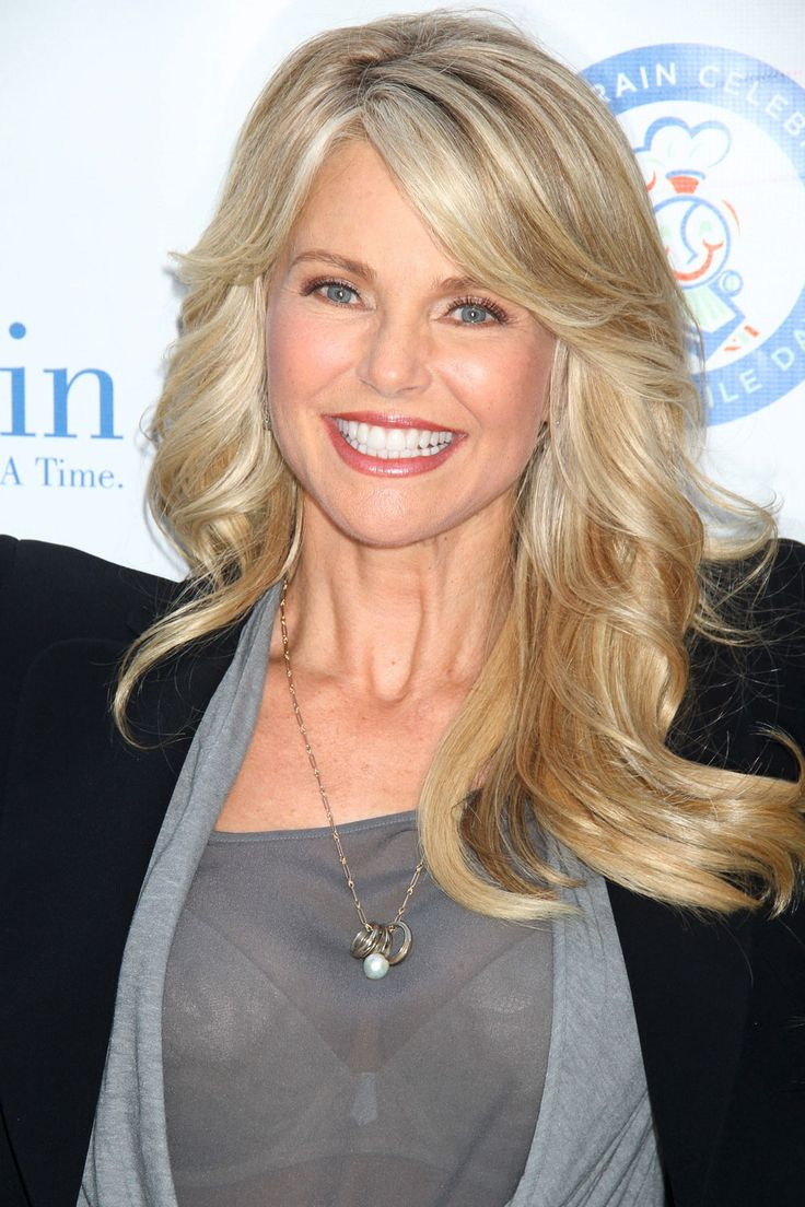 Christie Brinkley 58 years old