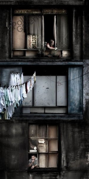 Julio Bittencourt | Polyptych 19