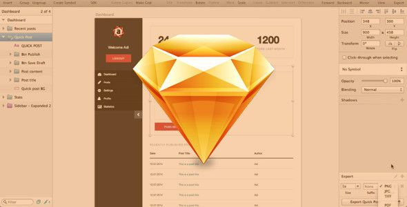 Practical UI Design With Sketch - Course. Download here: http://themeforest.net/item/practical-ui-design-with-sketch/14727926?ref=ksioks