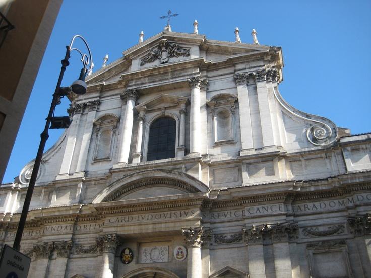 Roma, San Ignazio di Loyola