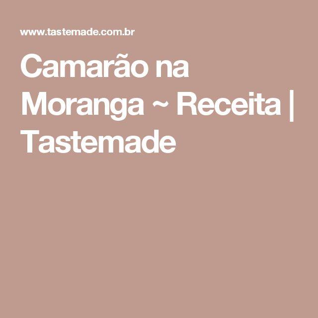 Camarão na Moranga ~ Receita | Tastemade