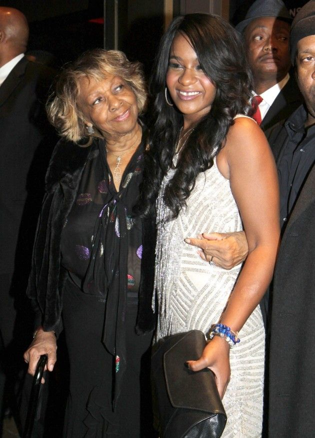 Cissy Houston Heads to Hospital For Final Farewell to Bobbi Kristina Brown