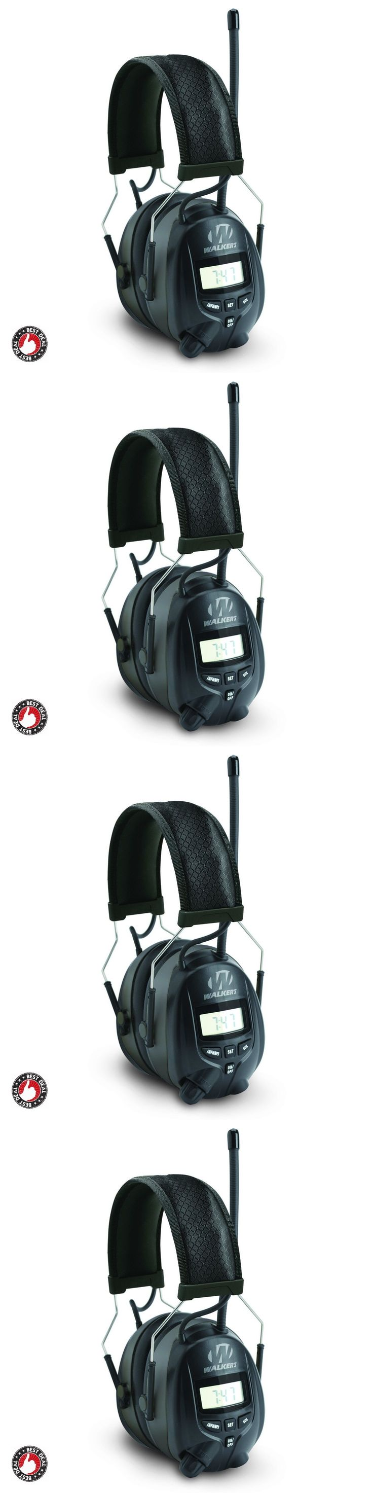 Hearing Protection 73942: Noise Cancelling Ear Muffs Am Fm Radio Headset Protection Hearing Shooting Mp3 -> BUY IT NOW ONLY: $66.81 on eBay!