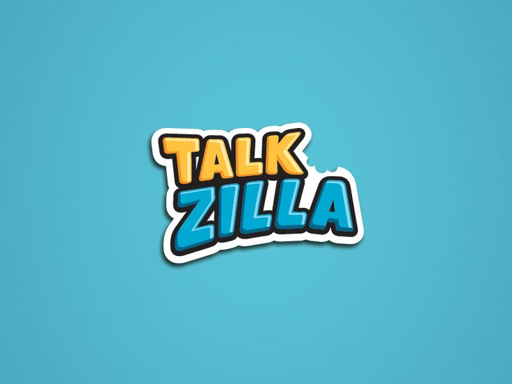 Talkzilla Logo