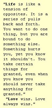 tuesdays with morrie topics