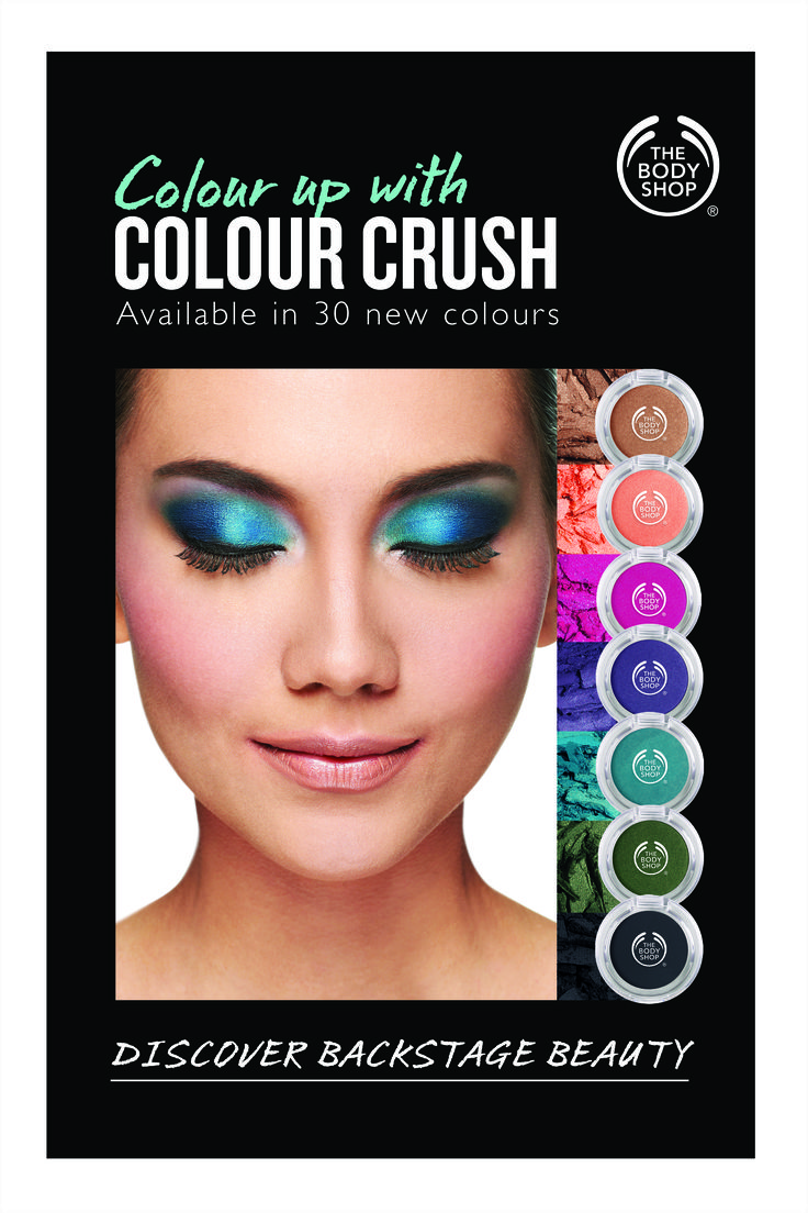 Discover Backstage Beauty with our new 30 colours! So.. What's your colour?!