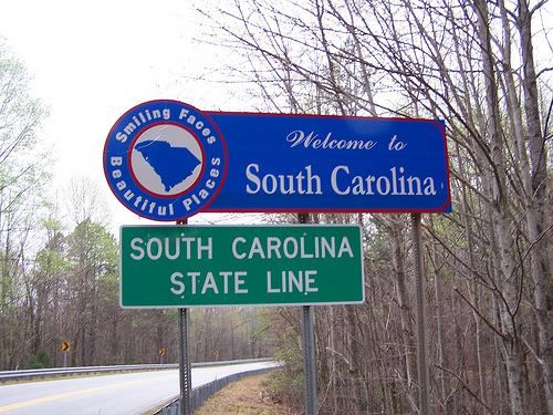South Carolina.  Where GOD goes to vacation. Beaches, beautiful cities, and plantations. Whats not to love about South Carolina.