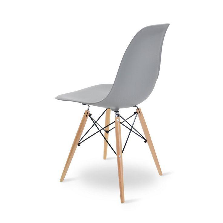 Die besten 25+ Eames stühle Ideen auf Pinterest Eames esszimmer - küchenstuhl weiß holz