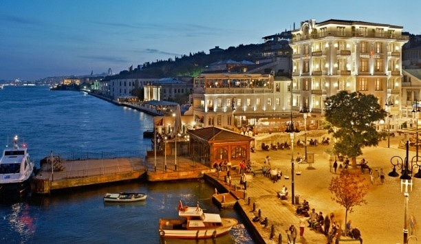 The House Hotel Bosphorus - Istanbul, Turkey #JetsetterCurator