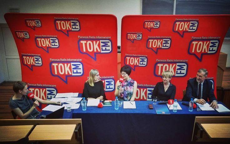 Jak uczyć nowocześnie? Trwa debata Usłysz Swoją Szkołę w Bydgoszczy! #usłysz #bydgoszcz #reformaedukacji #edukacja #radio #debata #tokfm #TOKFM