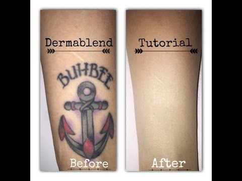 18 best tattoo inspiration images on pinterest picture for Dermablend tattoo cover up video