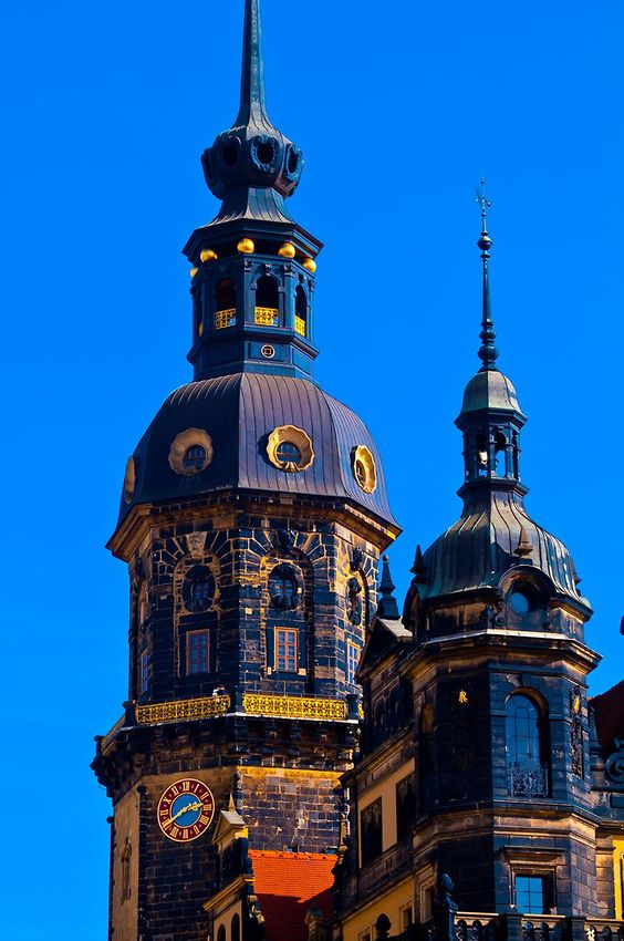 Hausmann Tower, Dresden, Saxony, Germany | by Blaine Harrington
