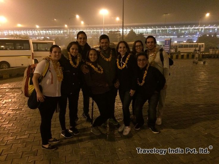 Guests from Honduras Country planned 11 Days 10 Nights North India Tour with Travelogy India to celebrate New Year. Plan your New Year Celebration in #India and capture the lots of memories and happiness. #NorthIndiaTour #HappyGuests #TravelogyIndia