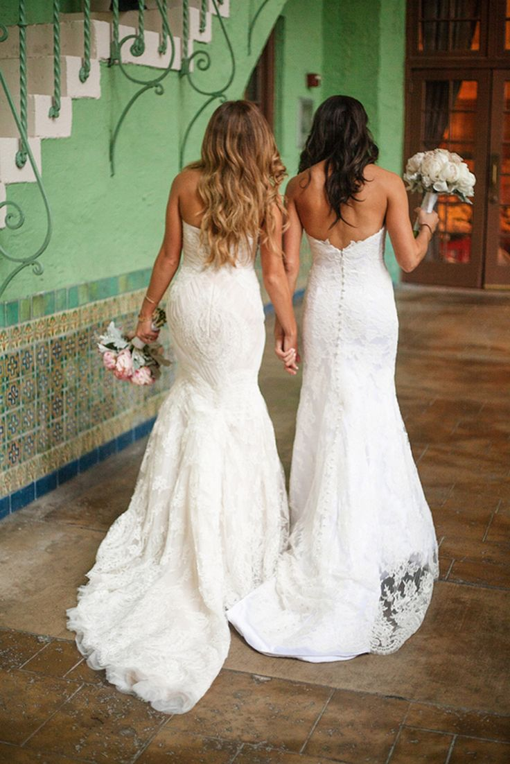 226 best Two Brides. images on Pinterest | Two brides, Barn and Barn ...