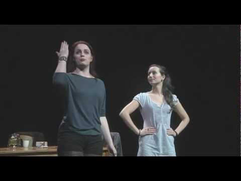 Powerwijven - een voorstelling over het overleven van seksueel geweld/misbruik-