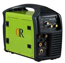 180-Amp 3-IN-1 MIG/TIG/ARC Stick DC inverter Welder Dual Voltage Input Welding
