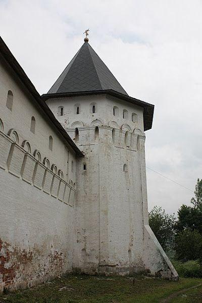 Savvino-Storozhevsky monastery one of the most prominent Russian monasteries.