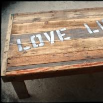 American Made. Reclaimed Coffee TablesRustic ...