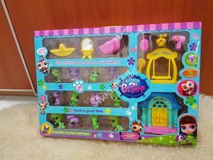 Mainan Littlest Pet Shop Playset