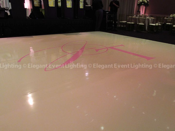 36 Best White Dance Floor Images On Pinterest Event Lighting