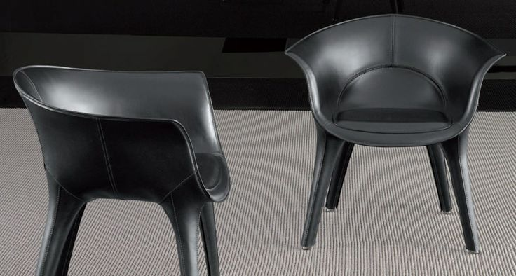 DORALEE - A timeless style for elegant armchair designed for both the elegant home, both for professional environments.