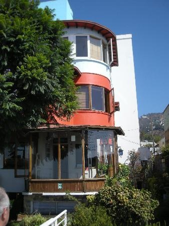 Le Sebastiana (Pablo Neruda's House) - Valparaisio