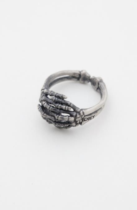 goth jewelry | Tumblr  Until death do us part...